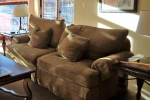 164 Chenille Sleeper Sofa