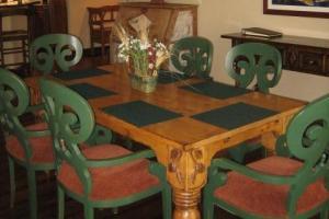 170 Rectangle Woodland Dining Set