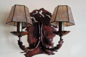 177 Mountain Wall Sconce