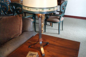 181 Table Lamp various styles