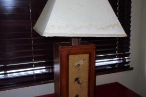 198 Fly Hook Lamp