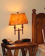 200 2 Arm Lamp