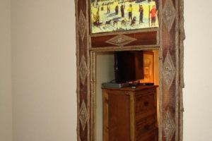 204 Ski Twig Mirror