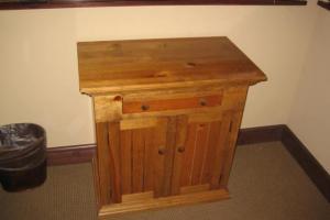 208 Pine Cabinet