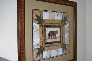 212 Bear or Elk Print
