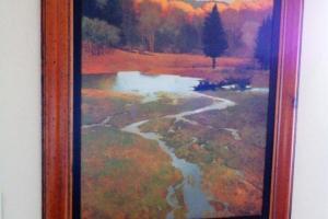 235 Fall Wetlands Print