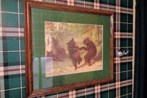 236 Dancing Bears Print