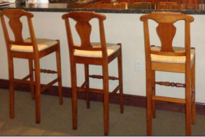 169A Set 3 Barstools