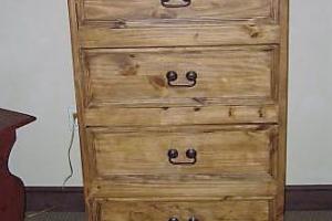 209 Mexican Pine Dresser