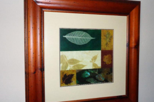 213 Leaf Print
