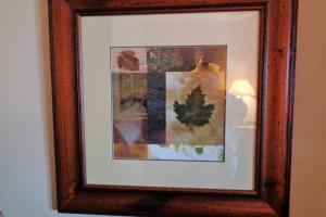 213A Leaf Print