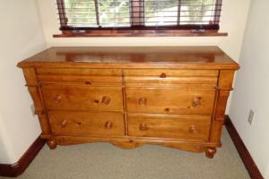 232 6 Drawer Pine Dresser